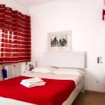 Chambre avec salle de bains - La Roma di Camilla - Bed and Breakfast Rome