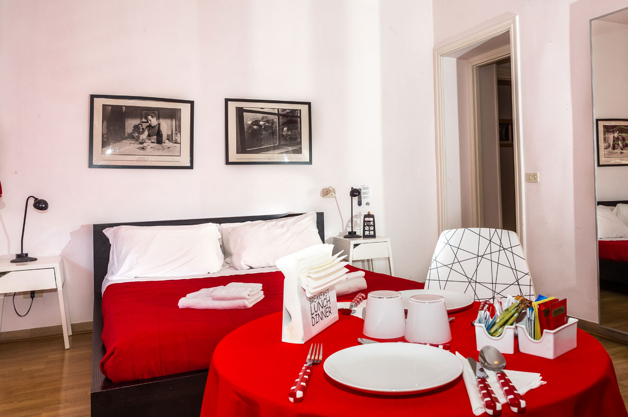 La Roma di Camilla - Bed and breakfast Rome